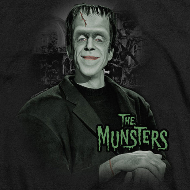 The Munsters Man of the House Women's Short Sleeve T-Shirt