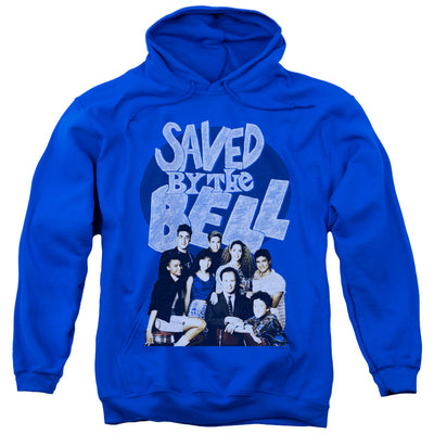 Saved By The Bell Retro Photo Pullover Hoodie