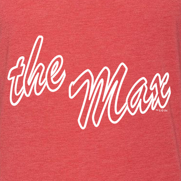 Saved By The Bell The Max Tri-Blend Unisex Tank Top
