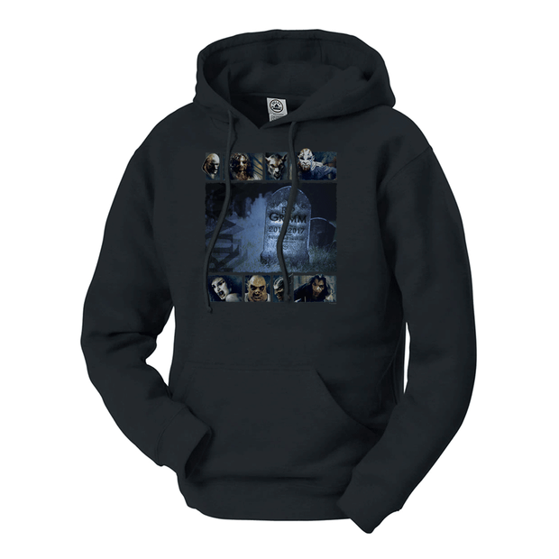 Grimm Rest in Peace Hooded Sweatshirt