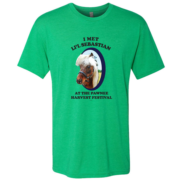 Parks and Recreation Lil' Sebastian St. Paddy's Day Men's T-Shirt