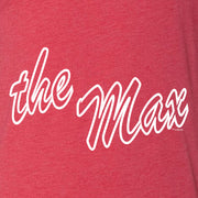 Saved By The Bell The Max Men's Tri-Blend Short Sleeve T-Shirt