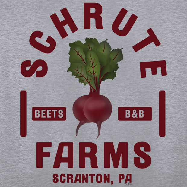 The Office Schrute Farms Crew Neck Sweatshirt
