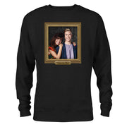 Saved By The Bell Relationship Goal Crew Neck Sweatshirt