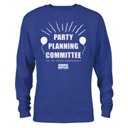 The Office Party Planning Committee Crew Neck Sweatshirt