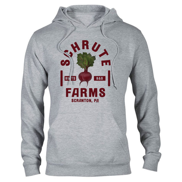 The Office Schrute Farms Hooded Sweatshirt