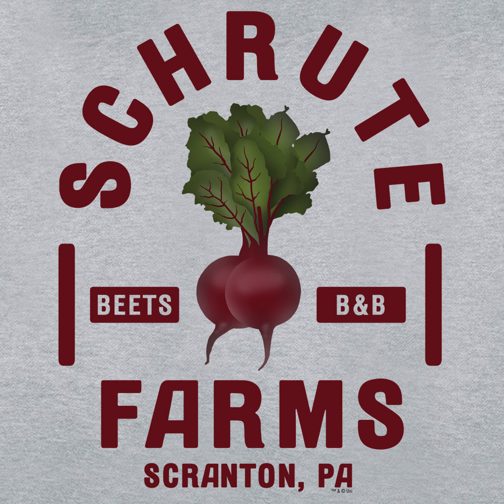 The Office Schrute Farms Hooded Sweatshirt-secondary-image