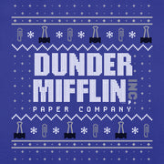 The Office Dunder Mifflin Holiday Hooded Sweatshirt