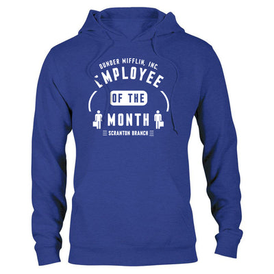The Office Employee of the Month Hooded Sweatshirt