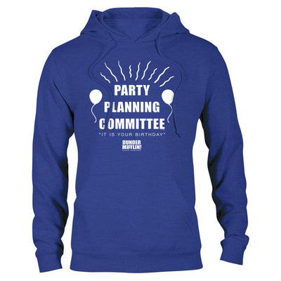 The Office Party Planning Committee Hooded Sweatshirt