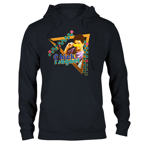Saved By The Bell Chick Magnet Hooded Sweatshirt