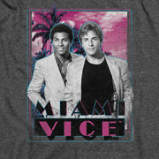 Miami Vice Gotchya Heather T-Shirt
