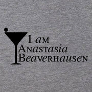 Will & Grace I am Anastasia Beaverhausen Women's Tri-Blend Short Sleeve T-Shirt