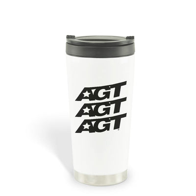 America's Got Talent AGT 16 oz Stainless Steel Thermal Travel Mug