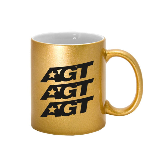 America's Got Talent AGT 11 oz Metallic Mug
