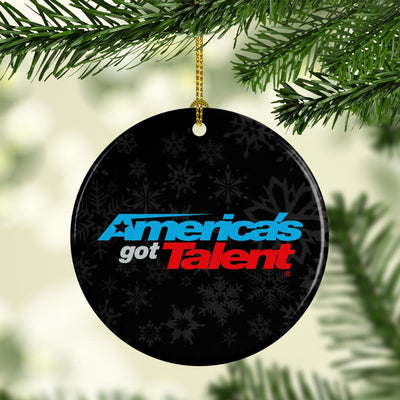 America's Got Talent Logo Ornament
