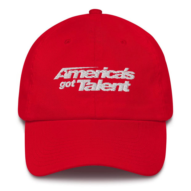 America's Got Talent Logo Embroidered Hat