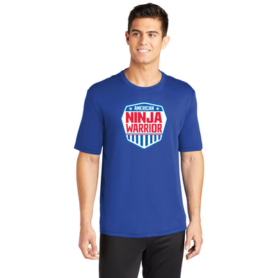 America Ninja Warrior Men's Performance T-Shirt