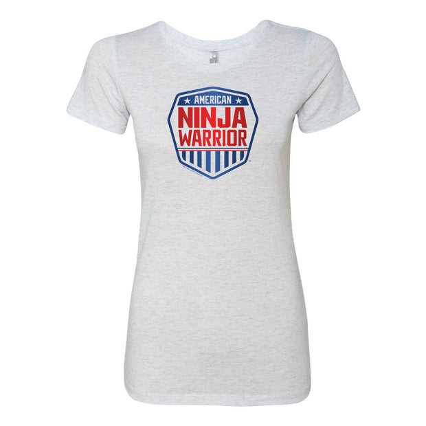 American Ninja Warrior Women's Tri-Blend T-Shirt