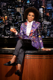 The Amber Ruffin Show On-Air Rocks Glass