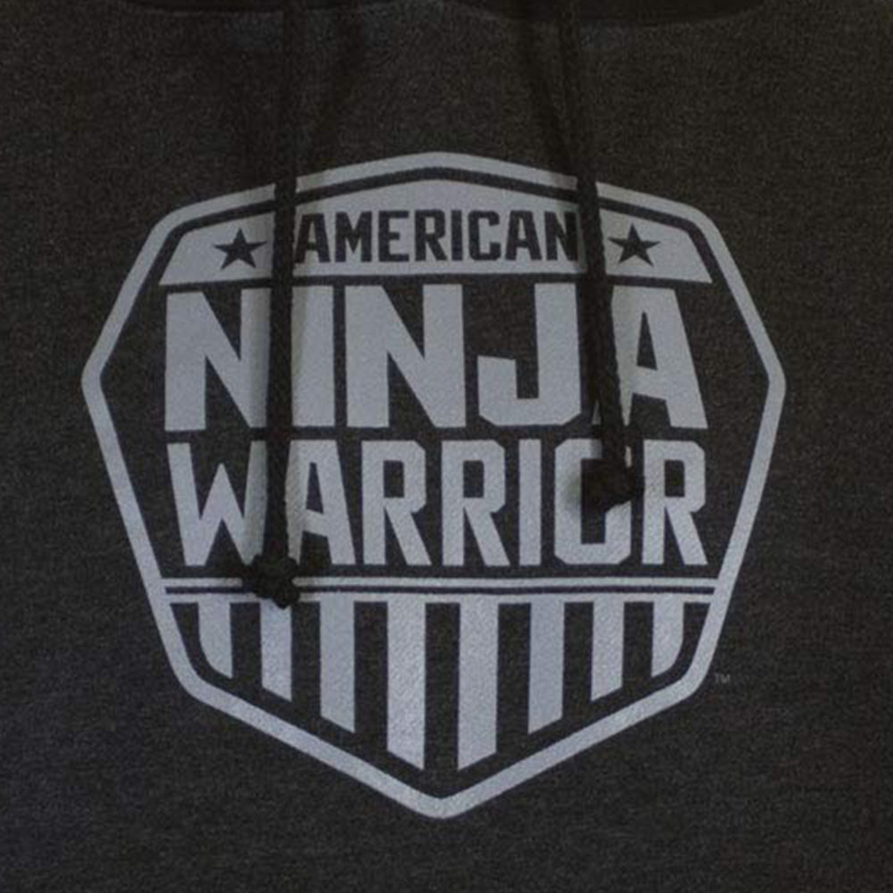 American Ninja Warrior Classic Adult Heavyweight Hoodie-secondary-image