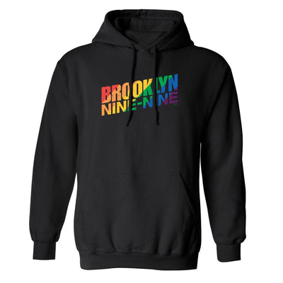 Brooklyn Nine-Nine Pride Fleece Hooded Sweatshirt