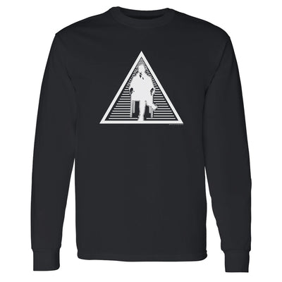 The Blacklist Triangle Adult Long Sleeve T-Shirt