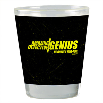 The Office Amazing Detective Shot Glass