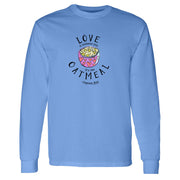Brooklyn Nine-Nine Captain Holt's Love Quote Adult Long Sleeve T-Shirt