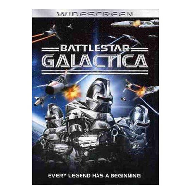 Battlestar Galactica DVD (Feature Film 1978)