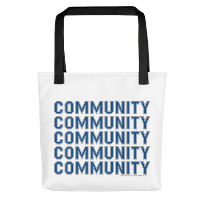 Community Greendale Community College Premium Tote Bag