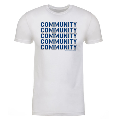 Community Logo Adult Short Sleeve T-Shirt