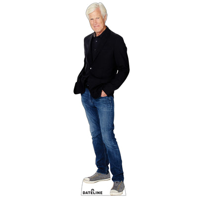 DATELINE Keith Morrison Life-size Standee