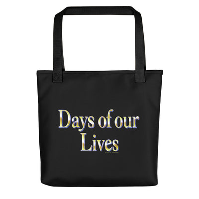 Days of Our Lives Logo Premium Tote Bag