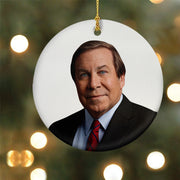 DATELINE Dennis Murphy Double-Sided Ornament