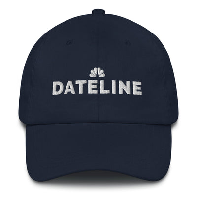DATELINE Embroidered Logo Hat