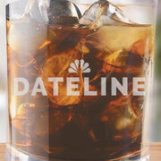DATELINE Rocks Glasses - Set of 2