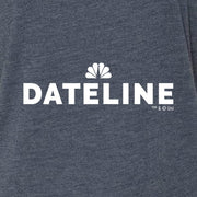 DATELINE Women's Tri-Blend Dolman T-Shirt