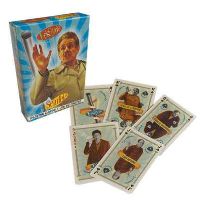Seinfeld Festivus Card Game