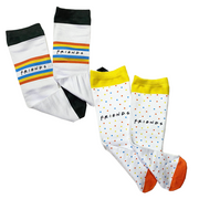Friends Logo Socks - 2 Pack