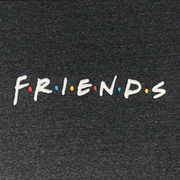 Friends Logo Sweatshirt