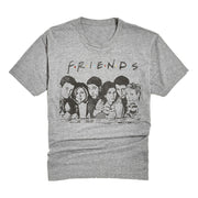 Friends Soda Sharing Tee