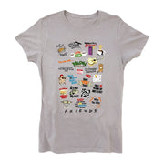 Friends Women's Mashup Tee
