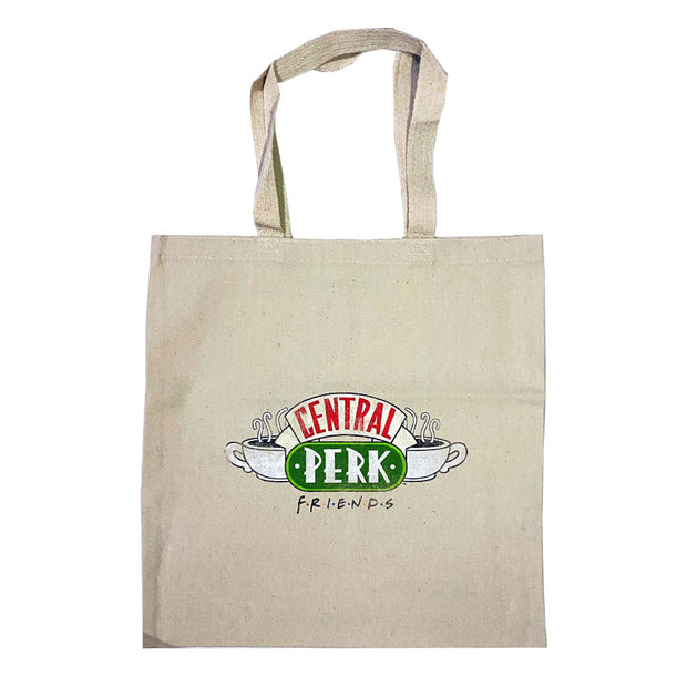 Friends Central Perk Canvas Tote Bag