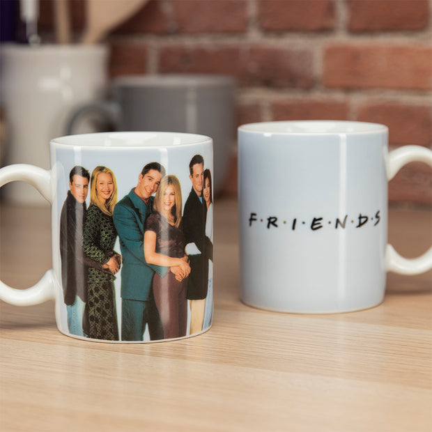 Friends Group Photo Mug