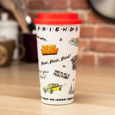 Friends Travel Mug