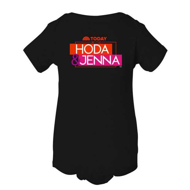 TODAY with Hoda & Jenna Baby Bodysuit