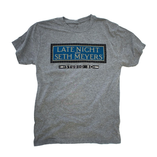 Late Night with Seth Meyers Subway Tee