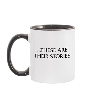 Law & Order: SVU These are Their Stories Two-Tone Mug