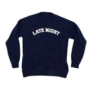 Late Night with Seth Meyers Crewneck